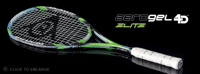 Dunlop Aerogel 4D Elite