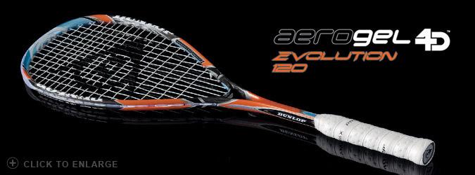 Dunlop Aerogel 4D Evolution 120