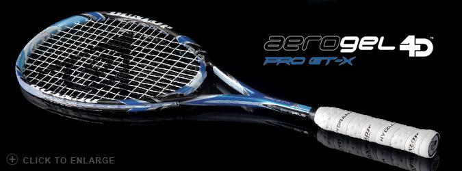 Dunlop Aerogel 4D Pro GT-X