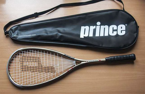 Prince TT Sovereign with case