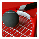Squash racket variables